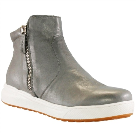 Charlotte Boots Zipper Woodrow Anthracite
