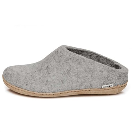 Glerups B02 Tofflor Grey