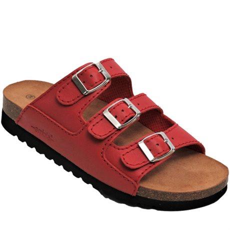 Embla Sandaler Vendela Röd