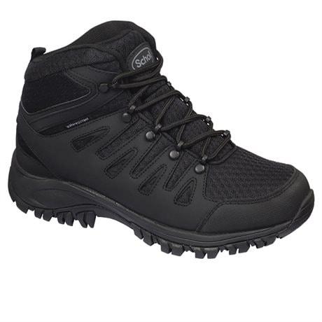 Scholl Havang Bootie Waterproof All Black