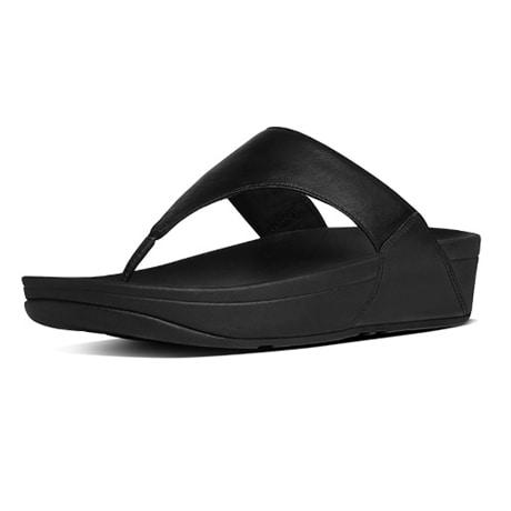 Fitflop Sandaler Lulu Leather Black