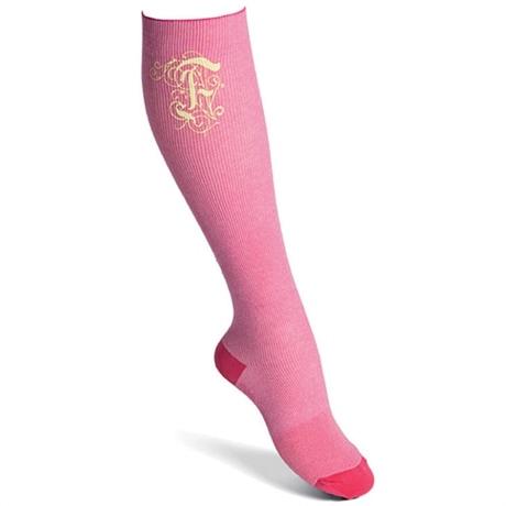 Funq Wear Stödstrumpor Pippi Pink