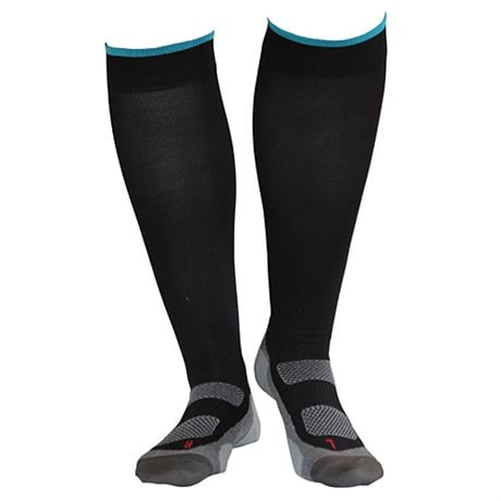 Gococo Kompressionsstrumpor Compression Superior Black