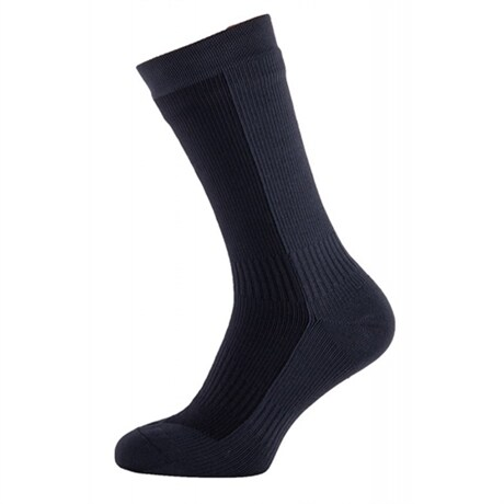 Sealskinz Hiking Mid Mid Socks Grey