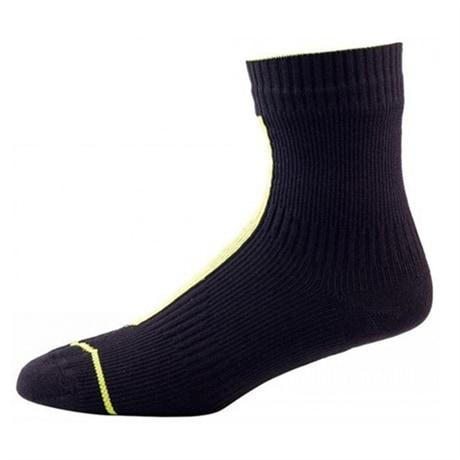 Sealskinz Run Thin Ankle Yellow Socks