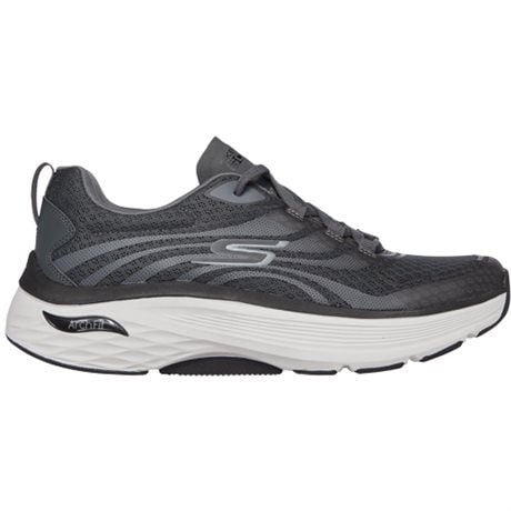 Skechers Mens Max Cushioning Arch Fit Goodyear Charcoal Black