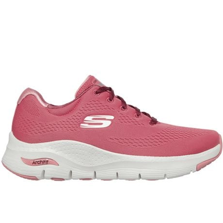 Skechers Womens Arch Fit Sunny Outlook Rose