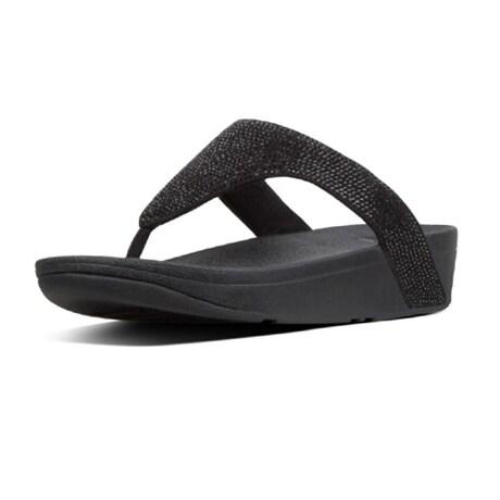 Fitflop Sandaler Lottie Shim-Crys Black