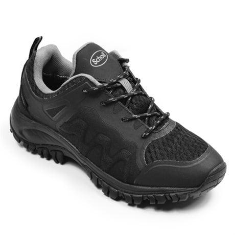 Scholl Sarek Waterproof Black Grey
