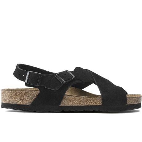 Birkenstock Sandaler Tulum Soft Footbed Black