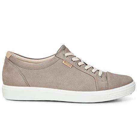 Ecco Sneaker Dam Soft 7 W Warm Grey Diffuse