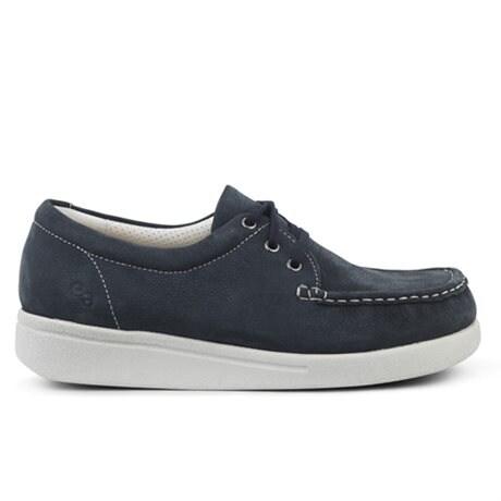 Green Comfort Loafers Marine