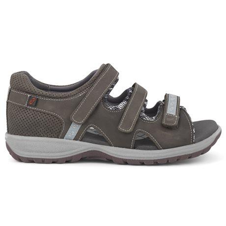 Green Comfort Sandal Camino CB Stone