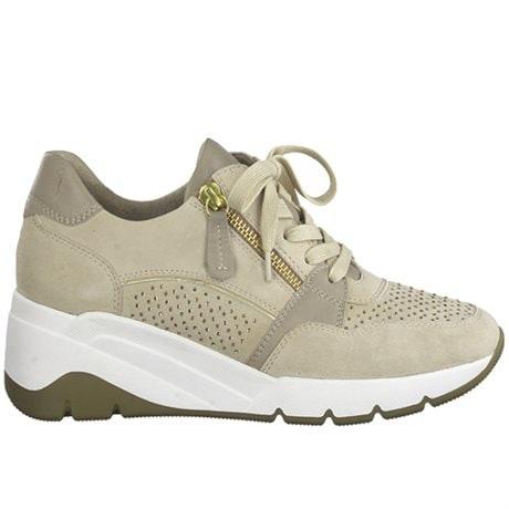 Jana Sneakers Relax Beige