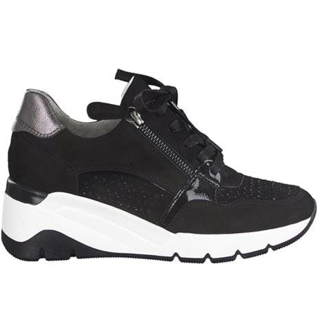 Jana Sneakers Relax Black