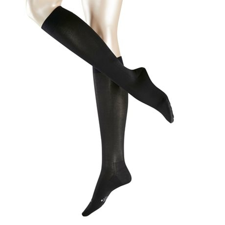 Falke Leg Energizer Women Knee-high Black