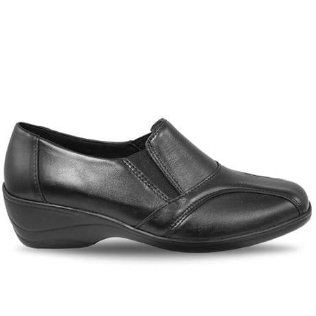Mockasin Loafers Bred Black