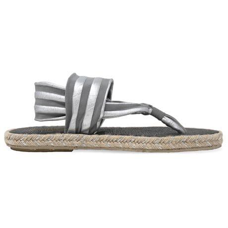Nalho Ganika Sandal Metallic W Grey Silver