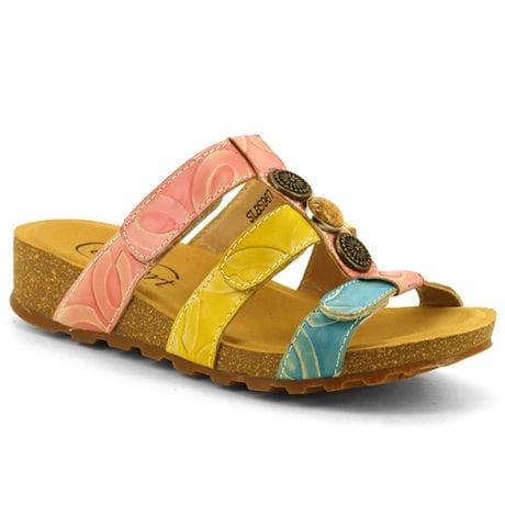 Soft Comfort Sandal Hanul Multi