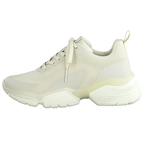 Tamaris Fashletics Lady's Lace-up Sneakers Beige