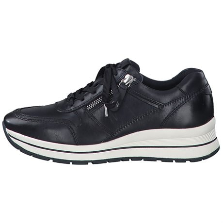 Tamaris Pure Relax Lady's Lace-up Sneakers Navy Uni