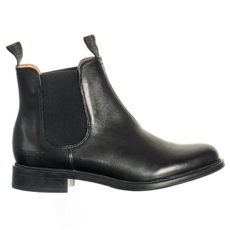 Ten Points Dakota Chelsea Boots Black