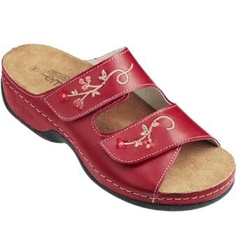 Sandaler med löstagbar fotbädd hos Minfot.se