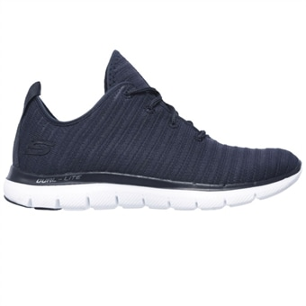 new product f373c 78e56 Skechers Woman Flex Appeal 2.0 Navy