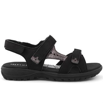 Sandaler med bred läst hos Minfot.se