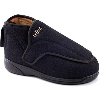 skor svullna fötter