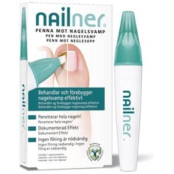 Fotbad mot nagelsvamp