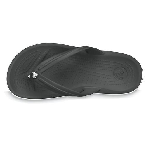 new style f1c8a cb06e Crocs Crocband Flip Black hos Minfot.se