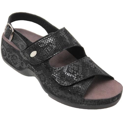 Sandaler med hälrem hos Minfot.se