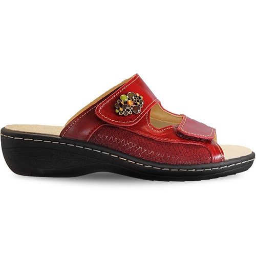 sandaler för ömma fötter