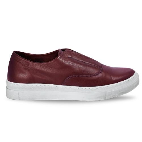 Charlotte Sneaker Blaze Burgundy Sotad