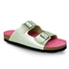 Flawless Walk Damsandal Daisy Lime